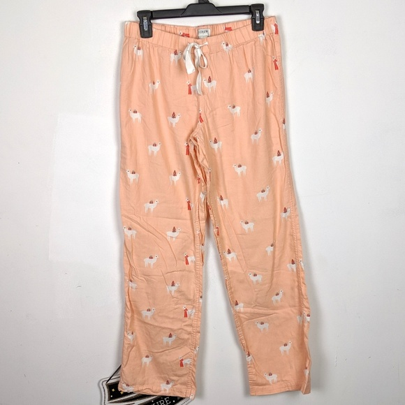 J. Crew Other - J.Crew Factory Flannel Lounge Pants